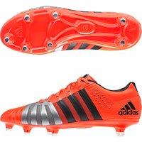 Adidas FF80 PRO 2.0 XTRX Soft Ground Rugby Boots Orange