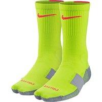 Nike Stadium Crew Sock Yellow