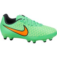 Nike Magista Onda Firm Ground Football Boots - Kids Green