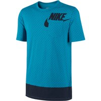 Nike Futura Top Pocket T-Shirt Lt Blue