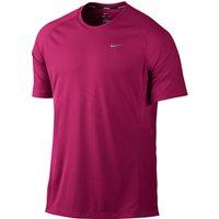 Nike Miler T-Shirt Red