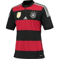 Germany Away Shirt 2014 - Four Stars Black