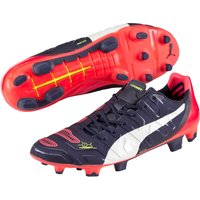 Puma evoPOWER 1.2 Firm Ground Football Boots Navy