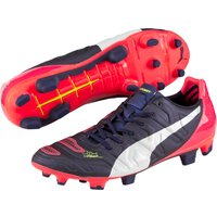 Puma evoPOWER 2.2 Firm Ground Football Boots Navy