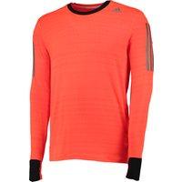 Adidas Supernova T-shirt - Long Sleeve Red