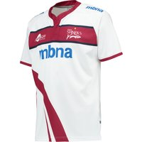 Sale Sharks Away Shirt 2014/15 White