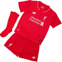 Liverpool Home Infant Kit 2015/16 Red