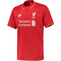 Liverpool Home Shirt 2015/16 - Kids Red