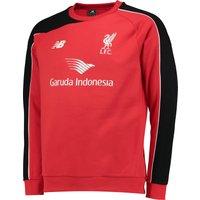 Liverpool Training Sweatshirt Red