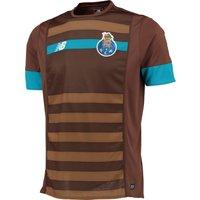 FC PORTO Away Shirt 2015/16 Brown