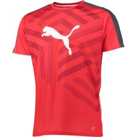 Puma IT evoTRG Graphic T-Shirt Red