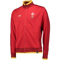 Wales Rugby Track Jacket 15/16 Red
