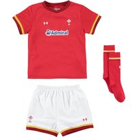 Wales Rugby Home Toddler Shirt 15/16 Red