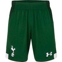 Tottenham Hotspur Home Goalkeeper Shorts 2015/16 - Kids Green