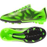 Adidas F10 Firm Ground Football Boots - Kids Green