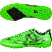 adidas F10 Astroturf Trainers Green