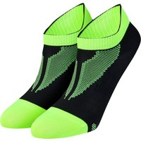 Nike Elite Run Lightweight No Show Socks Black