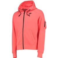 Nike AW77 French Terry Full Zip Hoody Red