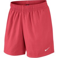 Nike Flow Short - Mesh Lining Red