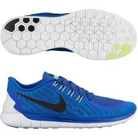Nike Free 5.0 Trainers Royal Blue