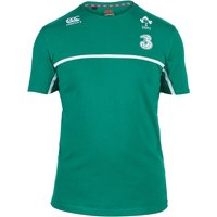 Ireland Rugby Cotton Training T-Shirt Green