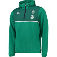 Ireland Rugby Hybrid Hood Green