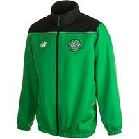 Celtic Training Presentation Jacket - Kids Green