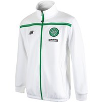 Celtic Home Walk Out Jacket White