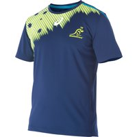 Australia Wallabies Rugby Short Sleeve Training T-Shirt Blue