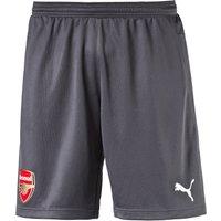 Arsenal Home Goalkeeper Shorts 2015/16 Black