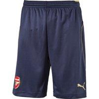 Arsenal Knit Training Shorts Black