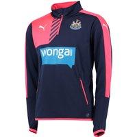 Newcastle United 1/4 Zip Training Top