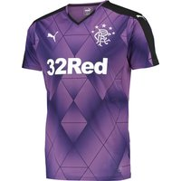 Glasgow Rangers 3rd Shirt 2015/16 Purple