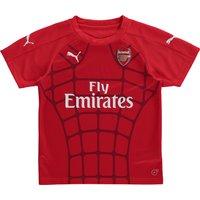 Arsenal Pre Match Stadium Top - Kids Red