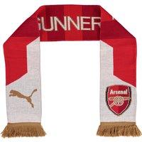 Arsenal Fan Scarf Red
