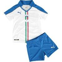 Italy Away Mini Kit 2015/16 White