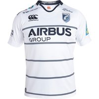 Cardiff Blues Alternate Pro Shirt 2015/16 White