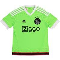Ajax Away Shirt 2015/16 - Kids Green