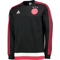 Ajax Training Sweatshirt Black