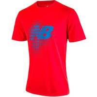 New Balance Training T-Shirt Orange