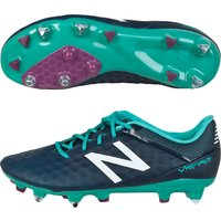 New Balance Visaro Pro Soft Ground Football Boots Dk Green