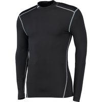 Under Armour Coldgear Mock Baselayer Top - Long Sleeve Black