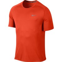 Nike Dri-Fit Miler T-Shirt Orange