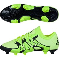 adidas X 15.2 Firm Ground Football Boots Yellow