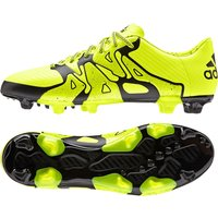 Adidas X 15.3 Firm Ground Football Boots Yellow