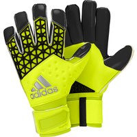adidas Zones Fingertip Goalkeeper Gloves Yellow