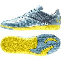 Adidas Messi 15.3 Indoor Trainers - Kids Lt Grey
