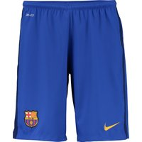 Barcelona Away Shorts 2015/16 Lt Blue