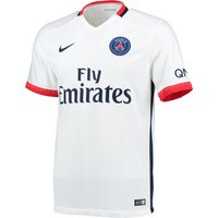 Paris Saint-Germain Away Shirt 2015/16 White