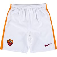 AS Roma Home Shorts 2015/16 - Kids White